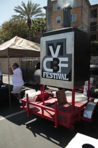 Chef Karl's MVCBF smoker trailer