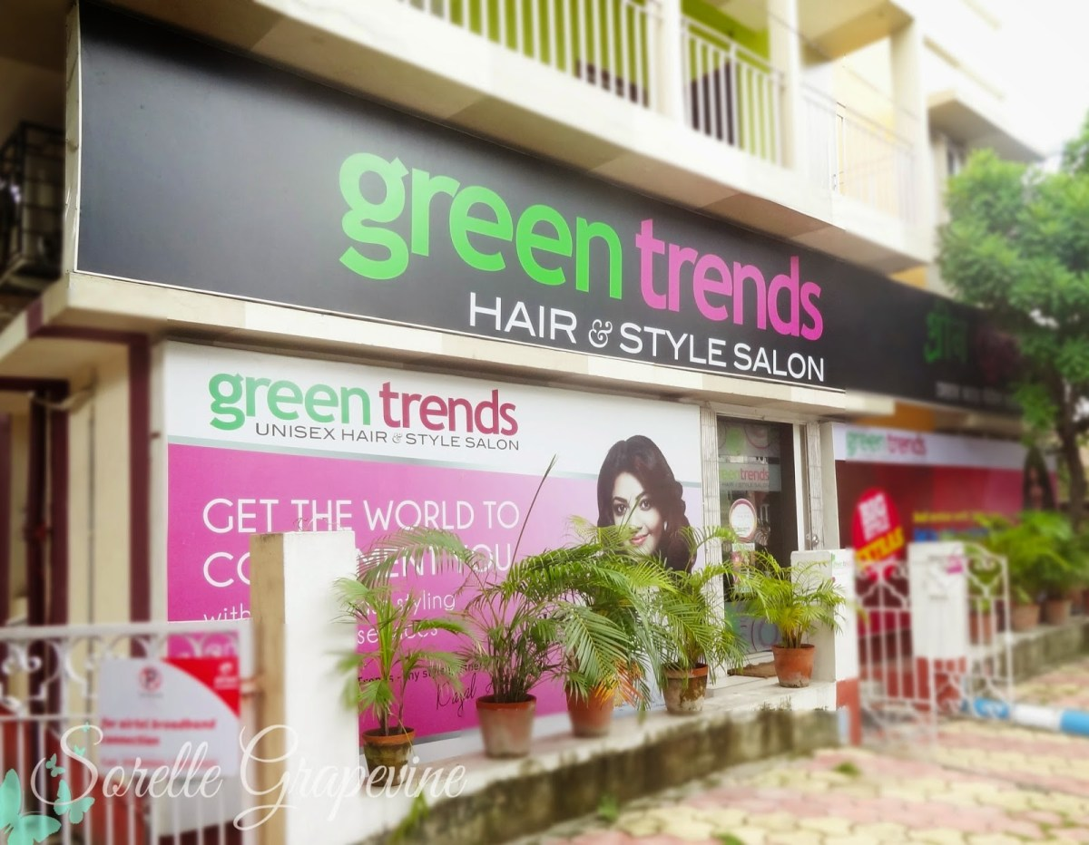 Beauty trends for Durga Puja by Green Trends Salon