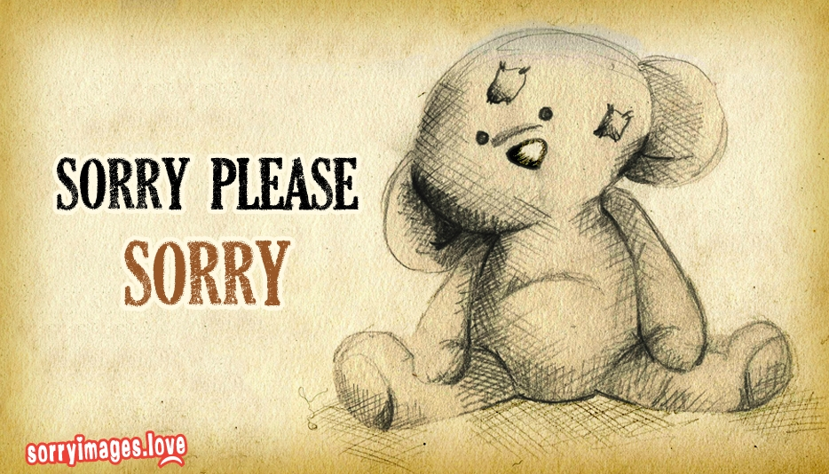Cute Roses Wallpapers With Wordings Sorry Please Sorry Sorryimages Love