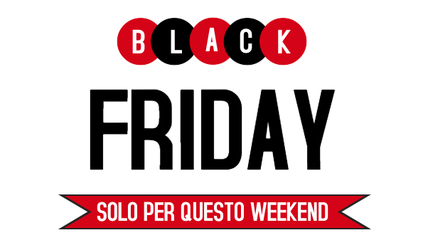 SPECIAL BLACK FRIDAY WEEKEND!