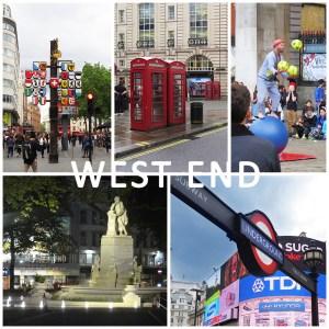 Londres: West End