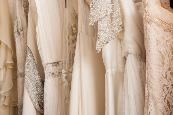 Navigating Pinterest to Find Your Wedding Gown