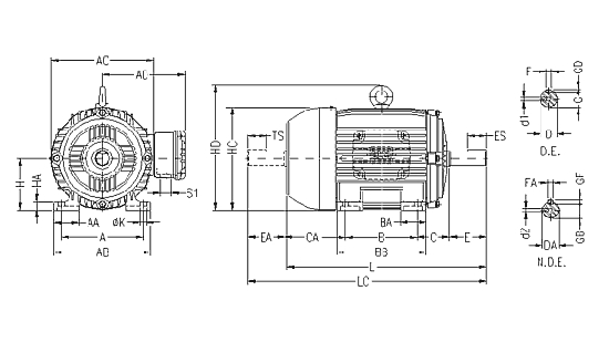 1 5 hp 725 rpm ac motor wiring diagram