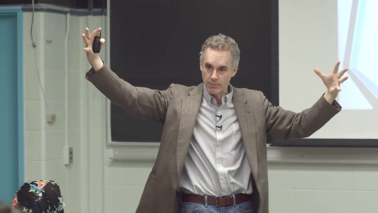 Jordan Peterson Wallpaper Quote Jordan Peterson On How To Deal With Depression And