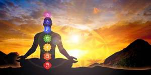 meditation with chakras