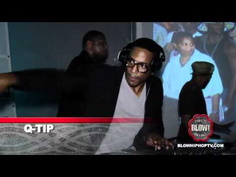 Q-Tip Pete Rock DJ Fort Greene Fest May 28, 2011 – Recap with Video