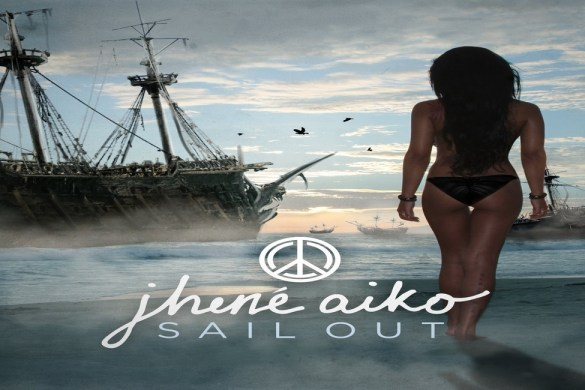 Jhene Aiko - Sail Out EP FREE MP3 DOWNLOAD