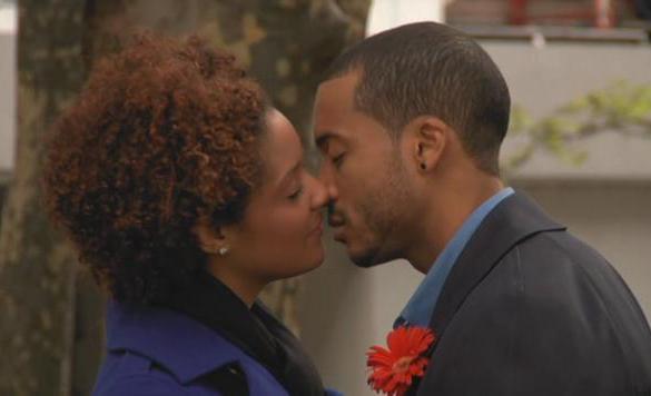 First Kiss – A Short Film By Thembisa S. Mshaka  @putyrdreams1st @lorenlillian @nelsonestevez #FirstKissFilm