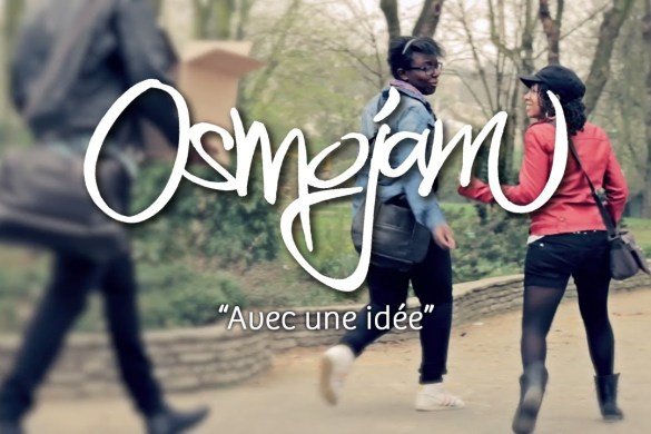 Osmojam — Échappée Album Review by Jay Fingers @JFXXXVI @Osmojam