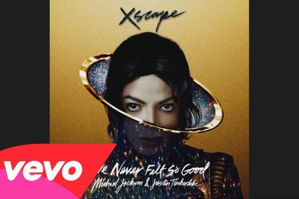 Michael Jackson ft @JTimberlake – Love Never Felt So Good