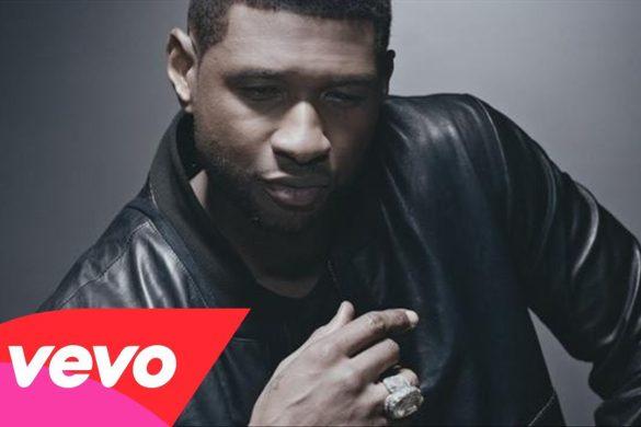 """Usher is Back! """"Good Kisser"""" full Music Video @Usher"""