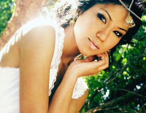 Jhene Aiko is Feeling The Pressure