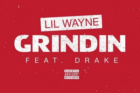 Lil Wayne and Drake Stay Grindin