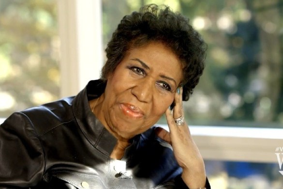Aretha Frankling Talks Frankly About New Divas and New Album