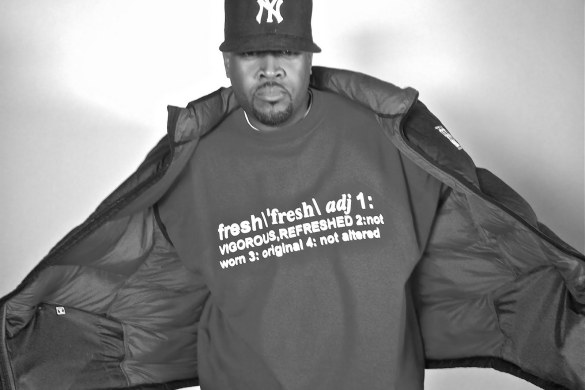 """Celebrate Brooklyn"" Interview with DJ Clark Kent By Michael A. Gonzales @djclarkkent @gonzomike #TBT"