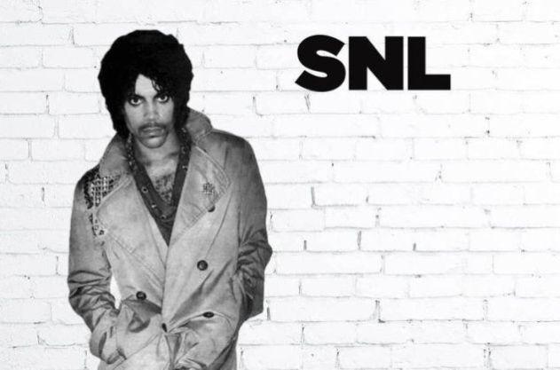 Prince SNL 1981