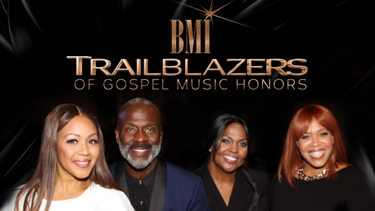 Inspirational Family Duos Honored as BMI Gospel Trailblazers by