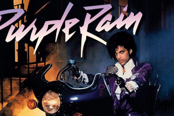 Prince - Purple Rain Anniversary