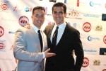 Jonathan Naranjo y Ruben Campbell