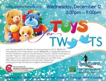 Toys4Tweets2012