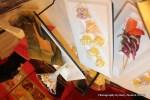 Ceviche, tamal, causa, Papa la Huancaina, y Anticucho