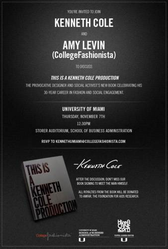 KennethCole_University_PA_Evite