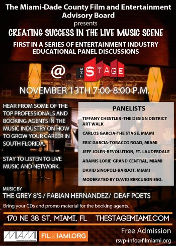 The-Dade-County-Film-and-Entertainment-Advisory-Board-Panel-Series-Flyer-Music-v6