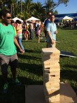 Sprung Beer Fest 2014 Giant Jenga (480x640)