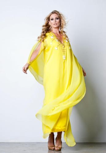 Canary-yellow-with-magnificent-embellishments