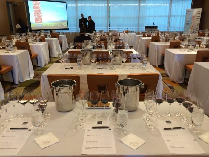 ProChile Wine Seminar 2