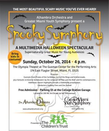 CT 8900 Spooky Concert Series Sheet 2014 copy