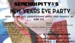 Serendipity3 NYE flier
