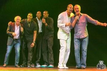 Battioke with the Miami Heat at the Fillmore Miami