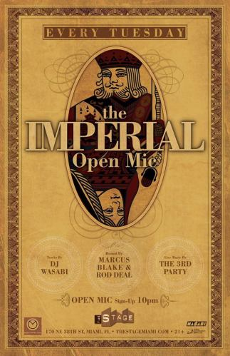 Tuesdays-are-The-Imperial-Open-Mic-Nights-at-The-Stage-Miami