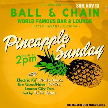 Pineapple-Sunday-Nov-13th