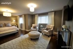Master Bedroom Renovation & Re-Design 2