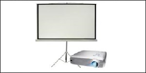 projector_and_screen