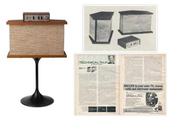 Flashback 1968 The Bose 901 Speaker System Sound  Vision