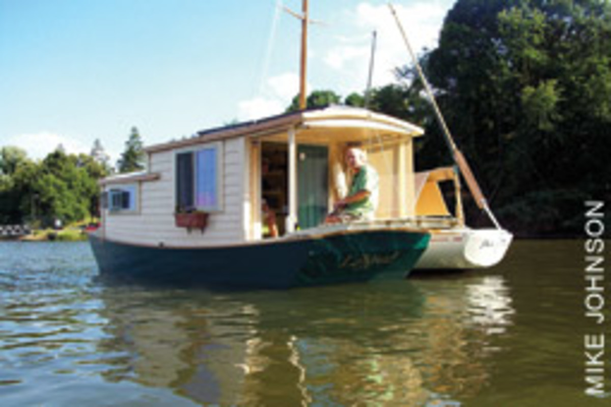 Redneck Yacht Club Not For This Shantyboat Soundings Online