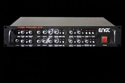 Special Edition Preamp E 570