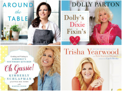 Peachy Cookbooks Penned By Country Stars That You Need To Own Cookbooks Penned By Country Stars That You Need To Own Sounds Trisha Yearwood Family Recipes Cookbook Trisha Yearwood Cookbook