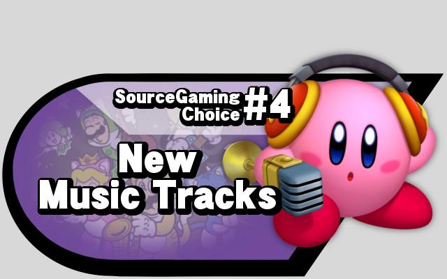 SG Choice 4 Music Tracks