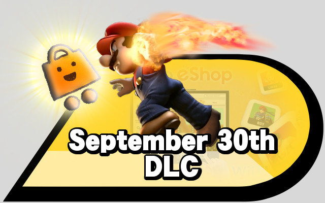september 30th DLC