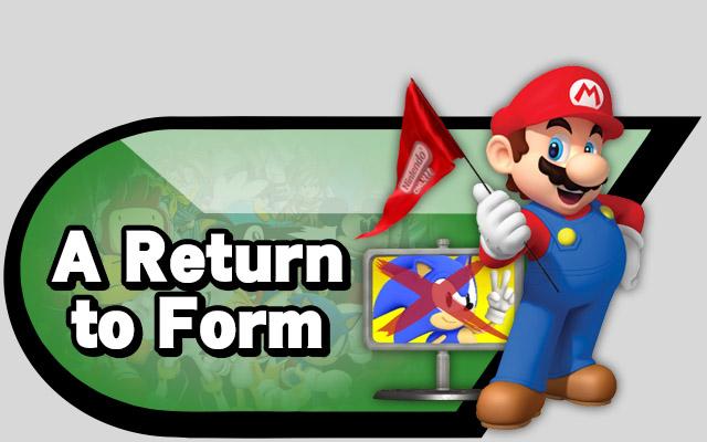 A Return fo Form alt