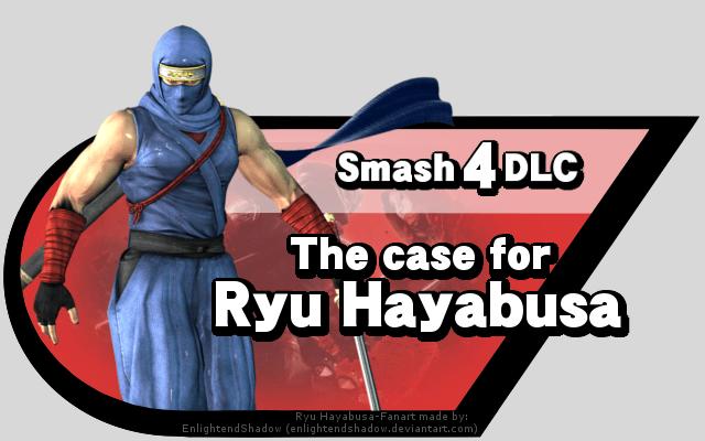 Case for Ryu Hayabusa alt