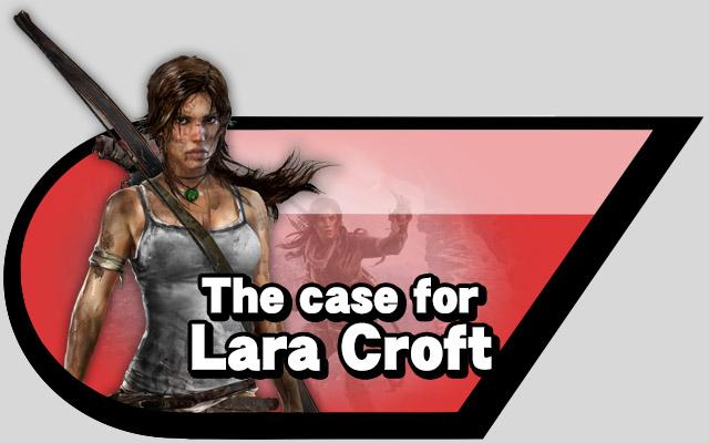 Lara Croft alt