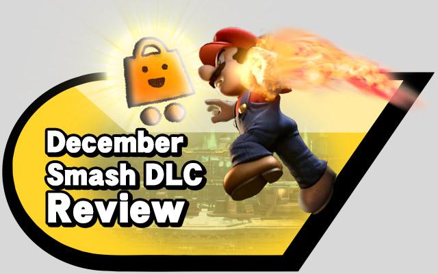 Smash DLC december review alt