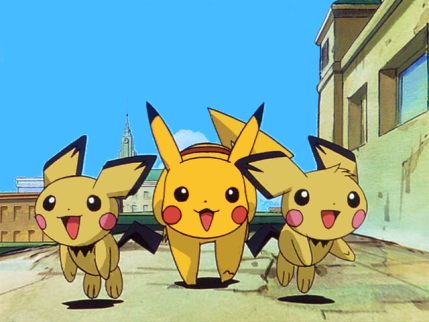 The anime was a major influence for Pokemon in this game, more than any of the other Smash games.