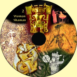 Cover for Disc II, Woman shaman dvd