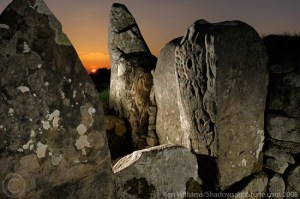 Megaliths at Loughcrew, Slabh na Caillíghe